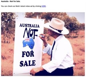 australia-not-sale